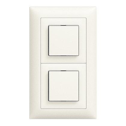 Combinaison ENC EDIZIOdue 3/1P+T13 blanc