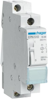 Télérupteur Hager 230VAC 1F