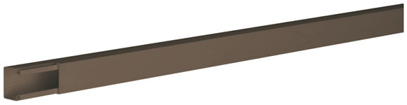 Canal d'installation Tehalit LF 20020 brun