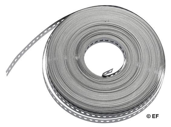 Bande perforée Regla R18 galvanisé à chaud par immersion, longueur 45m