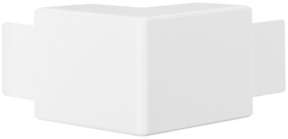 Angle extérieur Tehalit pour LF 40060 blanc pur