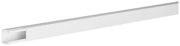 Canal d'installation Tehalit LF 20020 2m blanc pur