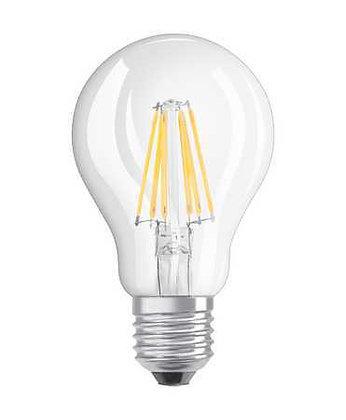 LED Parathom CLASSIC RF A60 E27 6W 240V, 827, clair - Lot 10 ampoules