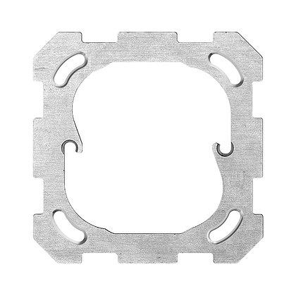 Plaque de fixation grd.I 77×77mm pour PMI,POMI,FMI,NAP/NUP,BSM