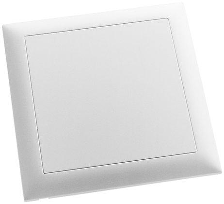 Couvercle broche HSB pour boîte de dérivation design EDIZIOdue 130×130mm