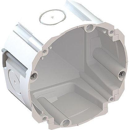Boîte pour paroi creuse Agro 1×1 Quickb.H1 Ø83mm sans halogène blanc