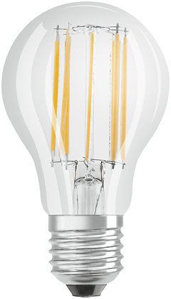 Lampe LED Parathom CLASSIC A100 FIL E27 10W 827 - Lot 6 ampoules