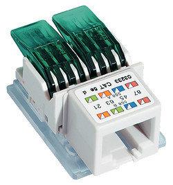 Module de connexion freenet 1×RJ45/u cat.5eAWG24-22 155MHz