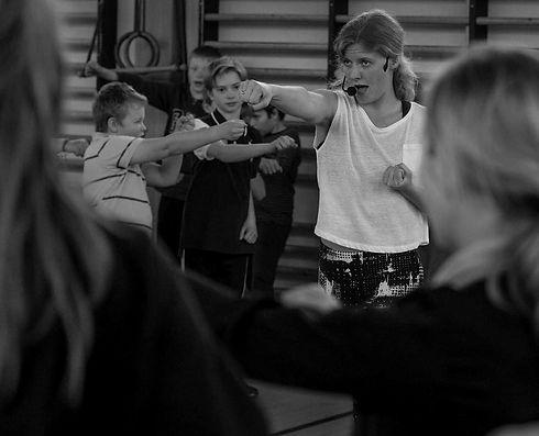Line Rosenlund Musik Kursus med Anders Møller I Århus Musiklærerforening, Rosenlund Musik