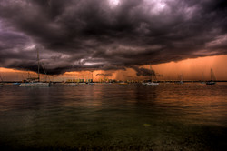 Sarasota storm