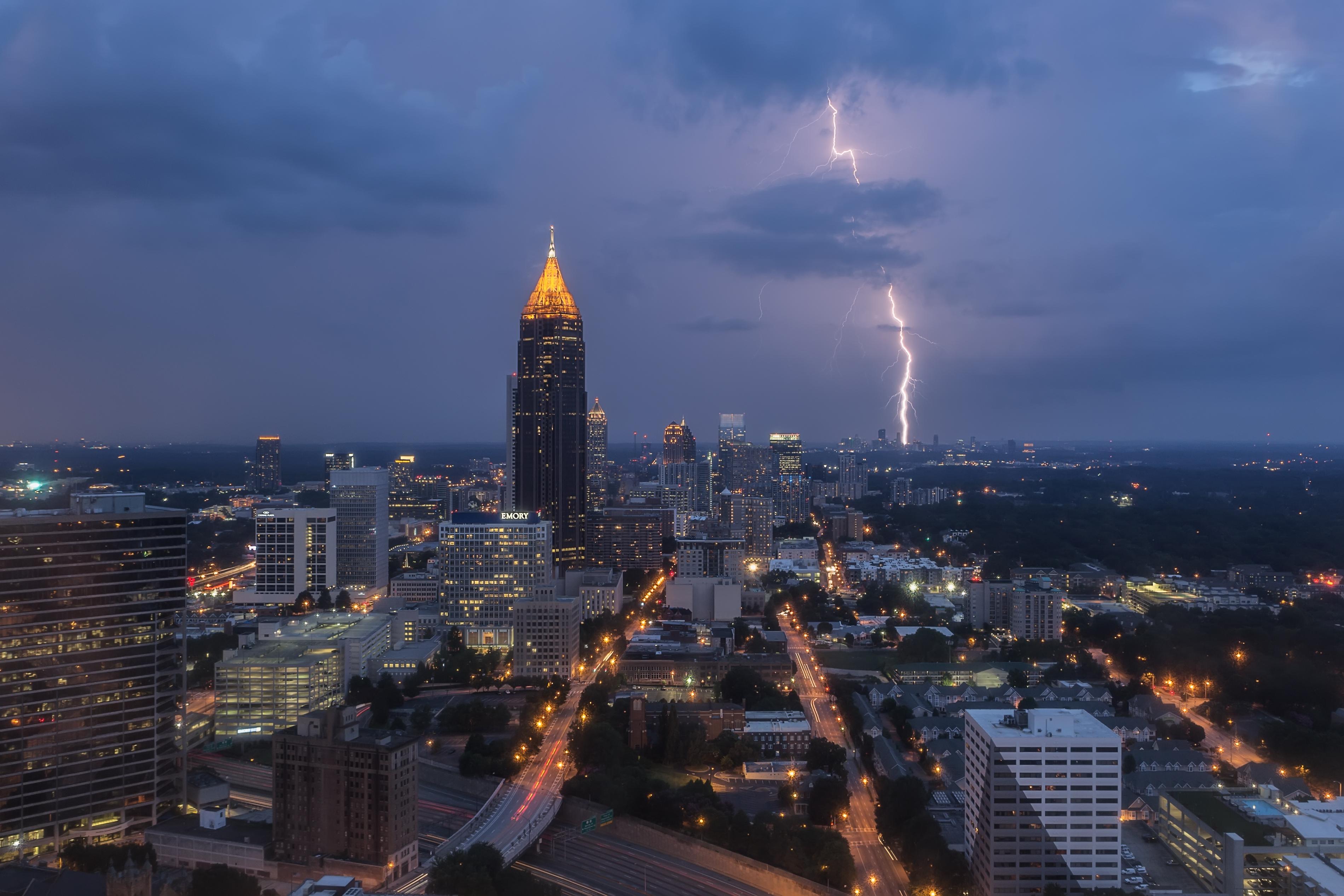 Atlanta storm