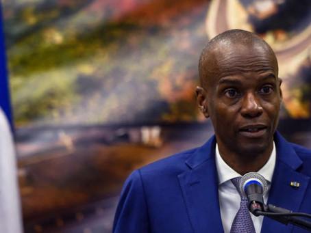 Haïti : l'assassinat du Président Jovenel Moïse est une atteinte à la démocratie