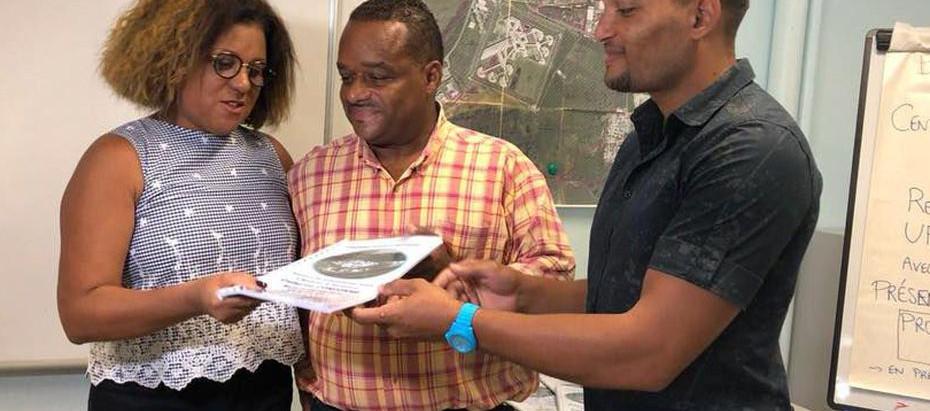 Catherine Conconne œuvre pour une prison mieux adaptée à la Martinique