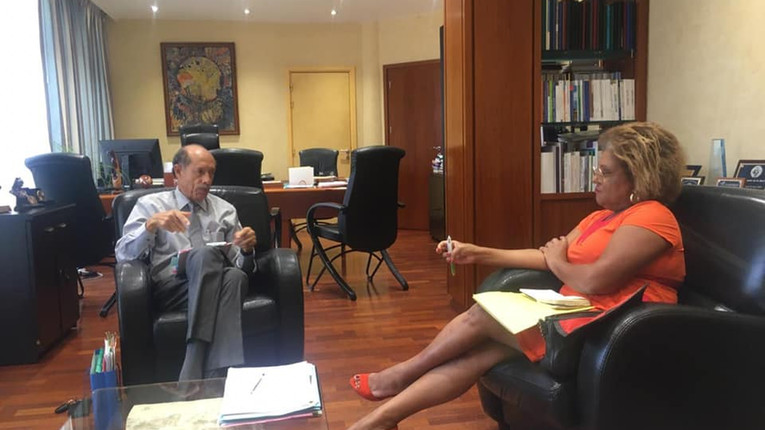 Lancement des auditions en vue de la réforme de l'organisation de la CTM
