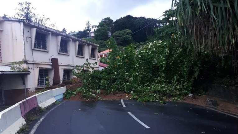 Pour un arrêté de catastrophe naturelle suite aux intempéries en Martinique