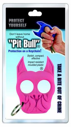 Pitt Bull Keychain