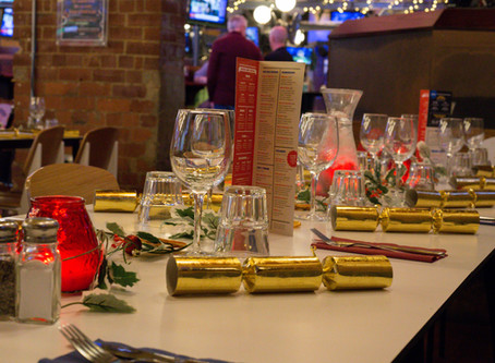 Book now for Christmas at Common Room