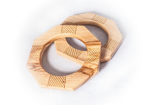 octagon funky bracelet