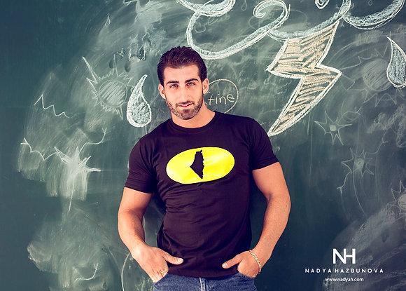 Batman of Palestine Tshirt
