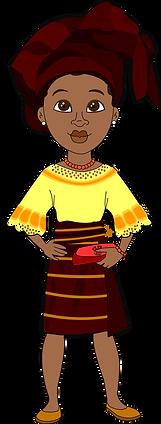 Yoruba girl
