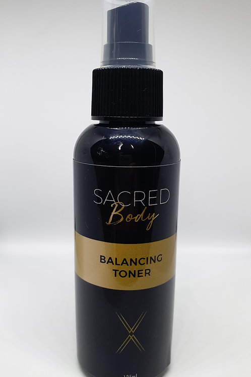 Sacred Balancing Toner   125ml