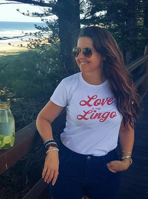 Love is my Lingo T-Shirt