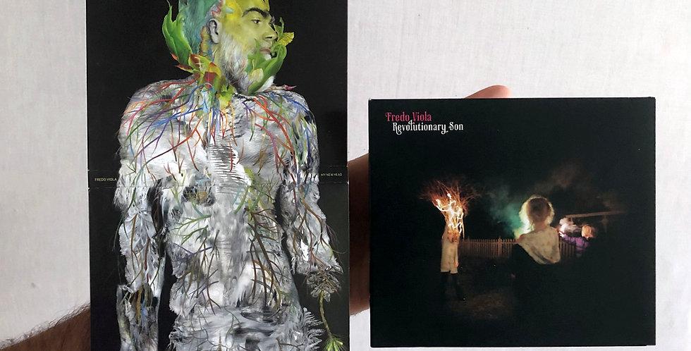 My New Head CD + Revolutionary Son CD