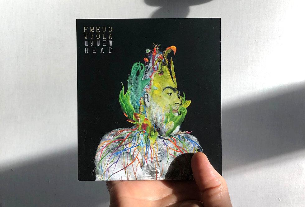 My New Head - Gatefold CD