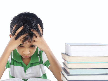 Got Stress? It blocks learning!