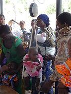Clinic, rural Tanzania