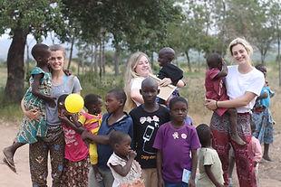 School group, Tanzania