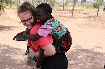 Youth group volunteer, Tanzania
