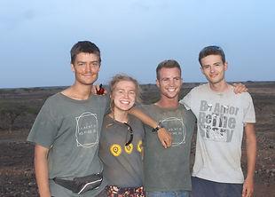 Marsabit volunteers, Kenya