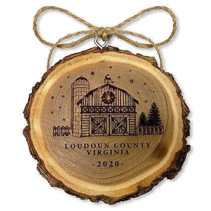 2020 Elmwood Ornament