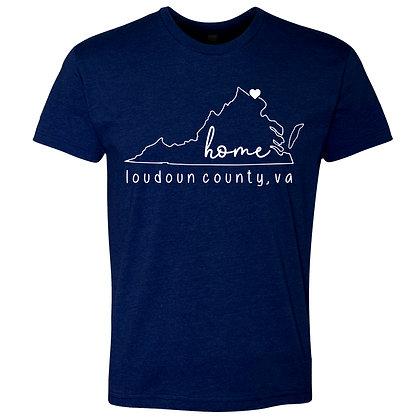 VA State T-Shirt