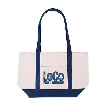 LoCo Canvas Tote Bag