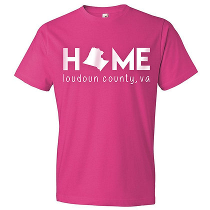 Pink VA Home T-Shirt