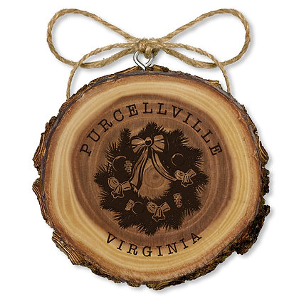 Town Elmwood Ornament - NO YEAR