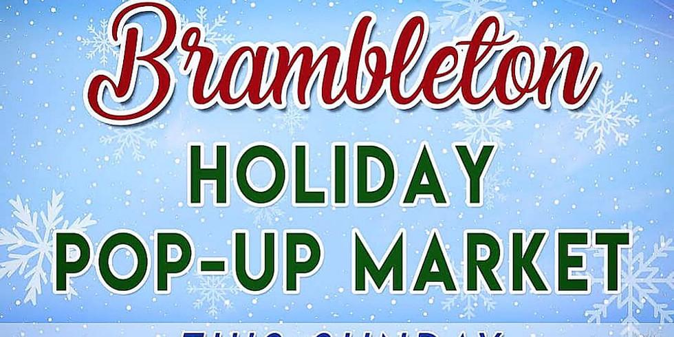 Brambleton Holiday Pop-Up Market 12/15