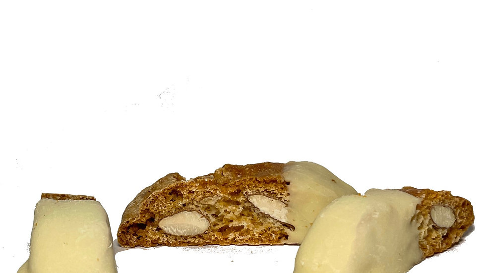 carquinyoli xocolata blanca