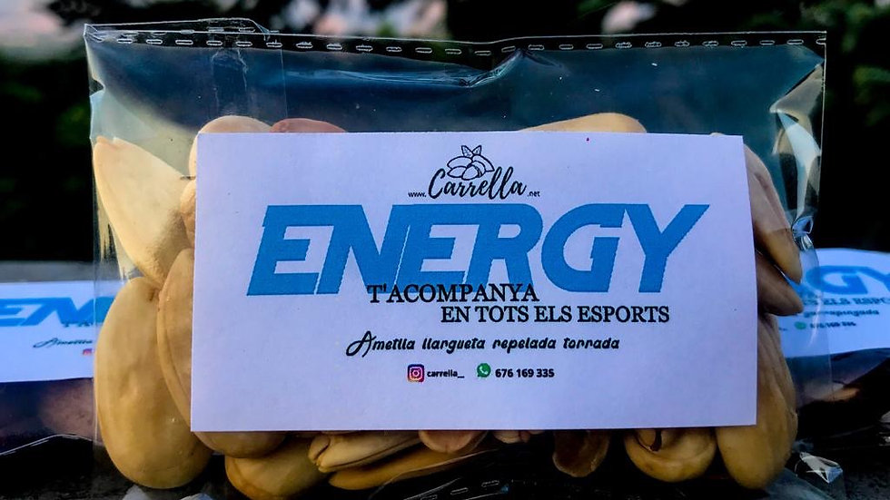 Snack Energy Repelada Torrada