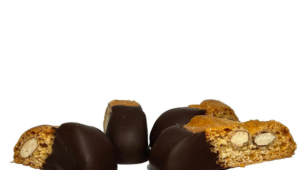 carquinyoli xocolata negra