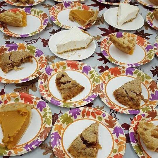 Pie Fest at Bethlehem Lutheran Lansing