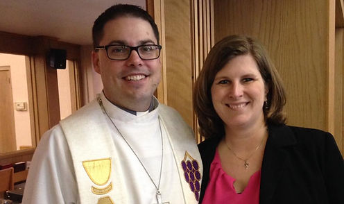Pastor Matthew Smith