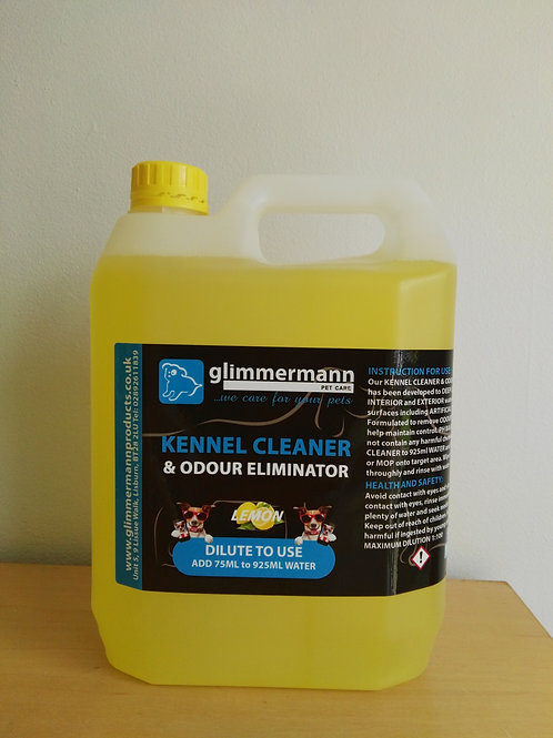 KENNEL CLEANER & ODOUR ELIMINATOR