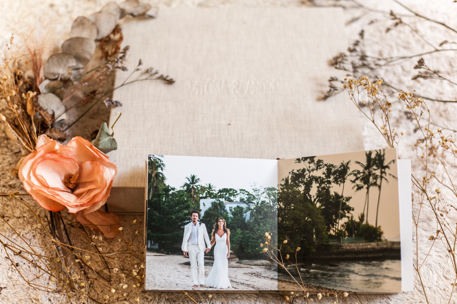 Album Beach Style Weddings