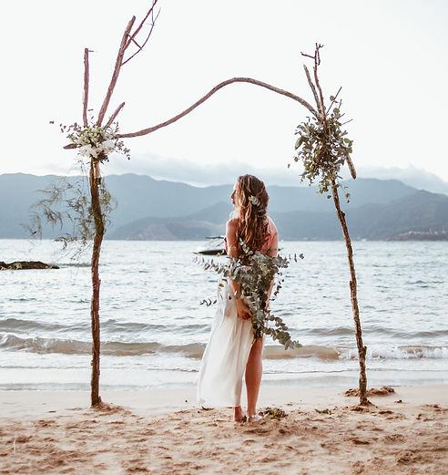 Editorial Diversidade | Beach Style Weddings