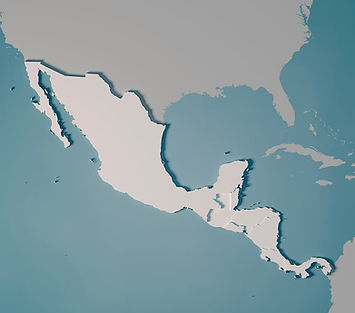 central-america-country-map-3d-render-fr