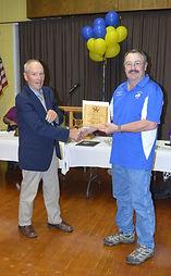 Ann Sullivan Award to Sterling Elks Lodg