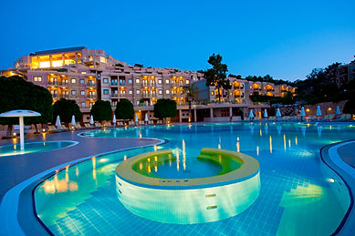 hotel resort sales image